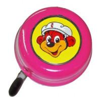 Puky Велозвонок G16 цвет: pink 9904