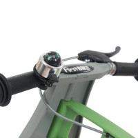 Firstbike Велозвонок Bell цвет: сompass silver