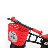 Firstbike Велосипедная корзина цвет: красный