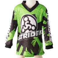 Strider Футболка Ajersey 2T цвет: green GN2T