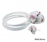 Crazy-stuff Замок на велосипед White bunny 240145