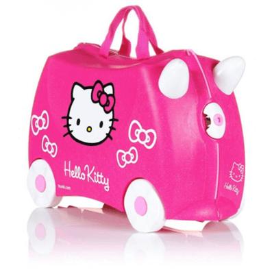 dd7dab6913e2 Детский дорожный чемоданчик Hello kitty 0131 Trunki Купить недорого ...