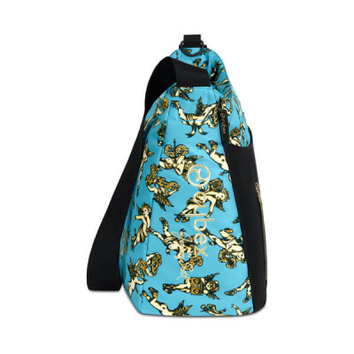 Сумка для мамы Changing bag Jeremy Scott Cherub Blue 518001411