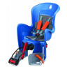 Polisport Крісло велосипедне дитяче Bilby RS Reclinable System Blue/silver/orange