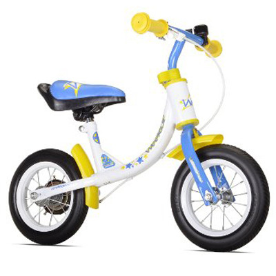 Беговел Learn 2 Ride Balance Bike цвет: white