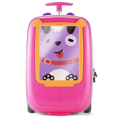 Купить детский чемодан на колесах для девочки или мальчика недорого ... 66e2d3b07e2