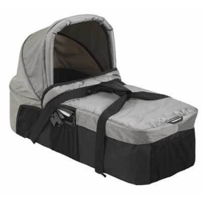 Люлька Compact pram Single/Double Sand/Gray