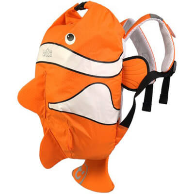 Детский Рюкзак  Chuckles the Clown Fish PaddlePak 0112