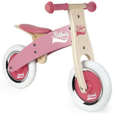Беговел My first balance bike pink 03259