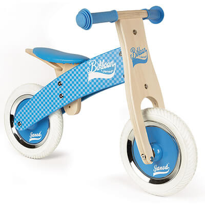 Беговел My first balance bike blue 03258