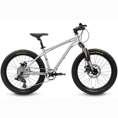 Велосипед 20 HardTail brushed aluminum ER0130-18