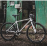 Early rider Велосипед Belter 20 Urban Flat brushed aluminium U20-FBR