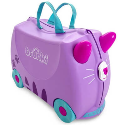 c03ba10aa381 Купить детский чемодан на колесах для девочки или мальчика недорого ...