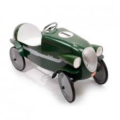 Педальная машина Green Race Car 1924V