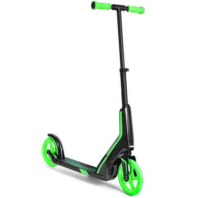Самокат для дітей Pro scooter black/green MS185