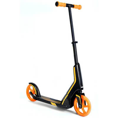 Самокат Pro scooter black/yellow MS185