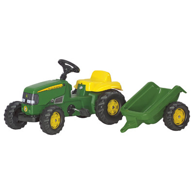 Трактор Rolly kid John deere 012190