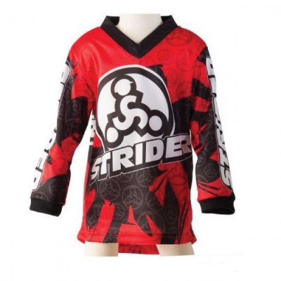 Футболка Ajersey 2T цвет: red RD2T
