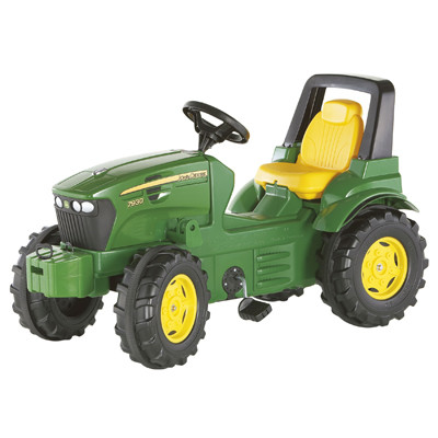Трактор Rolly farm trac John deere 700028