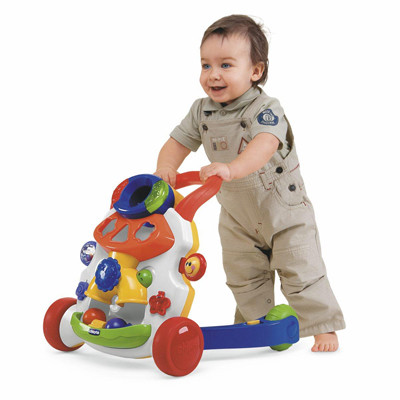 Ходунки дитині Baby steps activity walker white