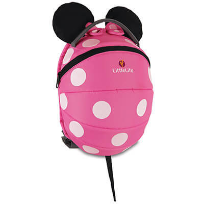 Рюкзак для дітей Disney Minnie Pink L12440